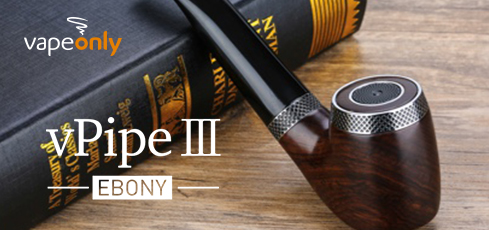 Vapeonly vPipe III Ebony e-pipe